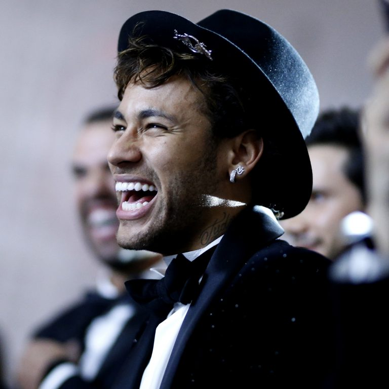 Red Bull Pin / Neymar Jr.