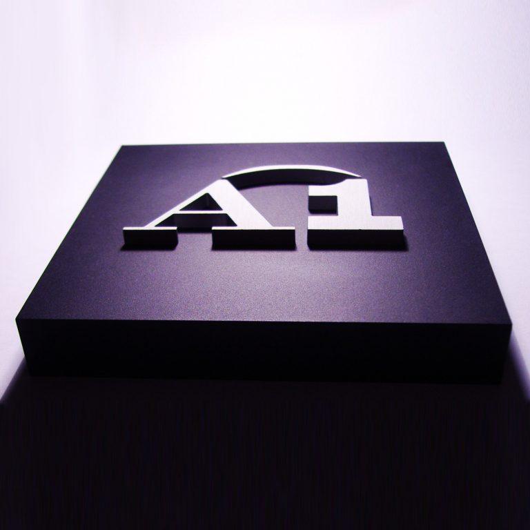 A1 / Logoumsetzung