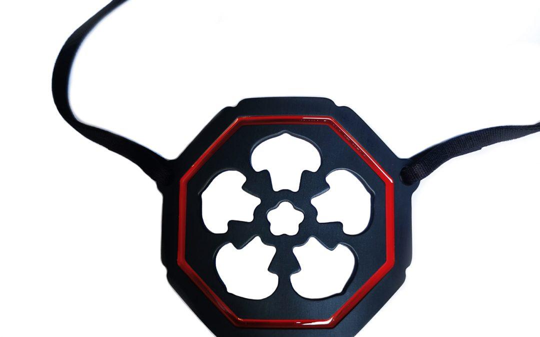 Custom made Eye Patch / VMN Tatoo Shop